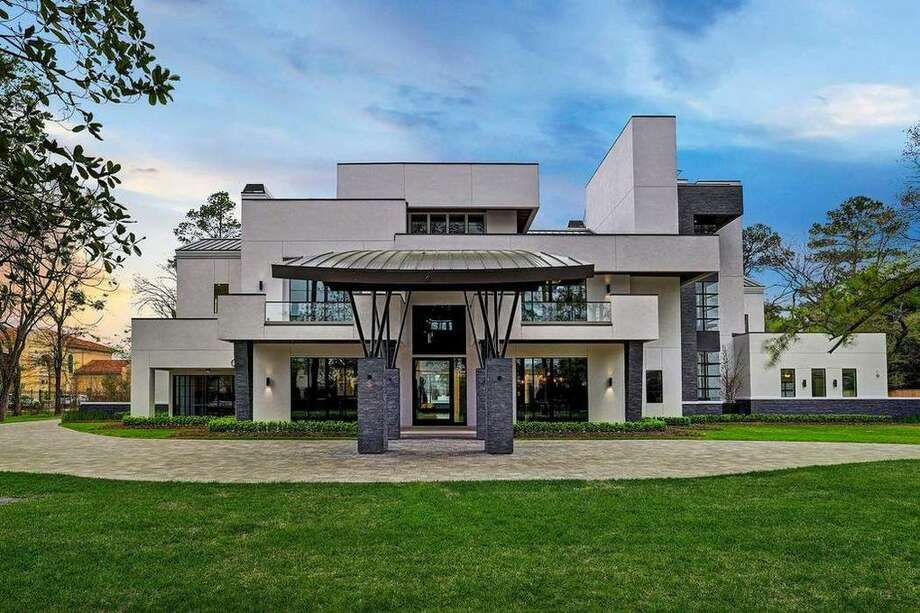 A resort-style home built in 2017 in Houston's Rivercrest district is officially on the market for nearly $13 million. Photo: Realtor.com