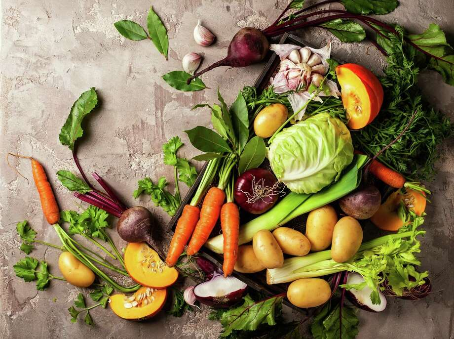 Assorted winter vegetables Photo: Sarsmis /Getty Images / IStockphoto / This content is subject to copyright.