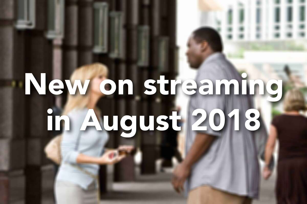 Here's what is coming to streaming services in August 2018.