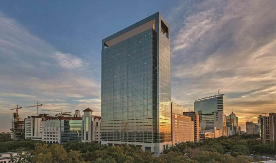 LaSalle Investment Management has acquired the Memorial Hermann Medical Plaza, 28-story medical office building at 6400 Fannin in the Texas Medical Center. The seller, a partnership of Mischer Healthcare, Memorial Hermann Health System and other private investors, opened the building at in 2007. Photo: LaSalle Investment Management / Richard Burger