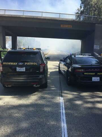 Hwy  99 in Galt reopens after grass fire snarls traffic