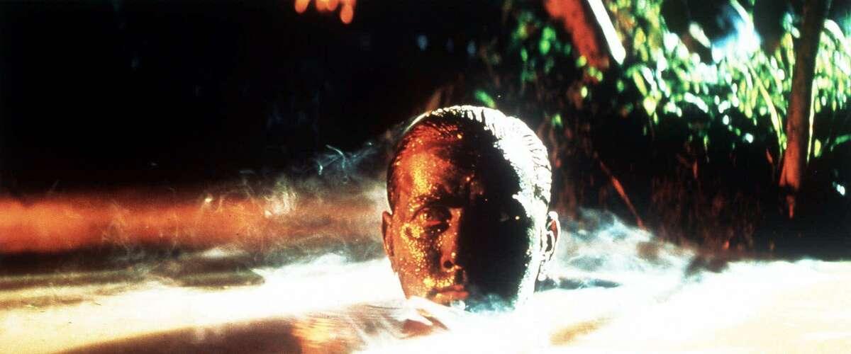 "Martin Sheen as Willard in Francis Ford Coppola's, ""Apocalypse Now Redux."" (AP Photo/American Zoetrope-Miramax Films) ALSO RAN 8/12/2001 , 11/2/2003"