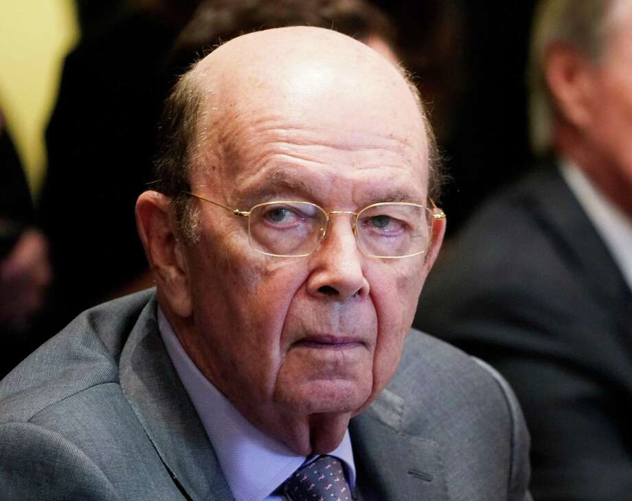 "(FILES) In this file photo taken on June 20, 2018, US Commerce Secretary Wilbur Ross attends a meeting in the Cabinet Room of the White House in Washington, DC. Talks to revamp the North American Free Trade Agreement (NAFTA) could resume shortly, US Commerce Secretary Wilbur Ross said on July 19, 2018. Mexico's President-elect Andres Manuel Lopez Obrador ""has changed his rhetoric quite considerably and has made it very clear that he likes the idea of redoing NAFTA,"" Ross said.   / AFP PHOTO / Mandel NganMANDEL NGAN/AFP/Getty Images Photo: MANDEL NGAN, Contributor / AFP/Getty Images / AFP or licensors"
