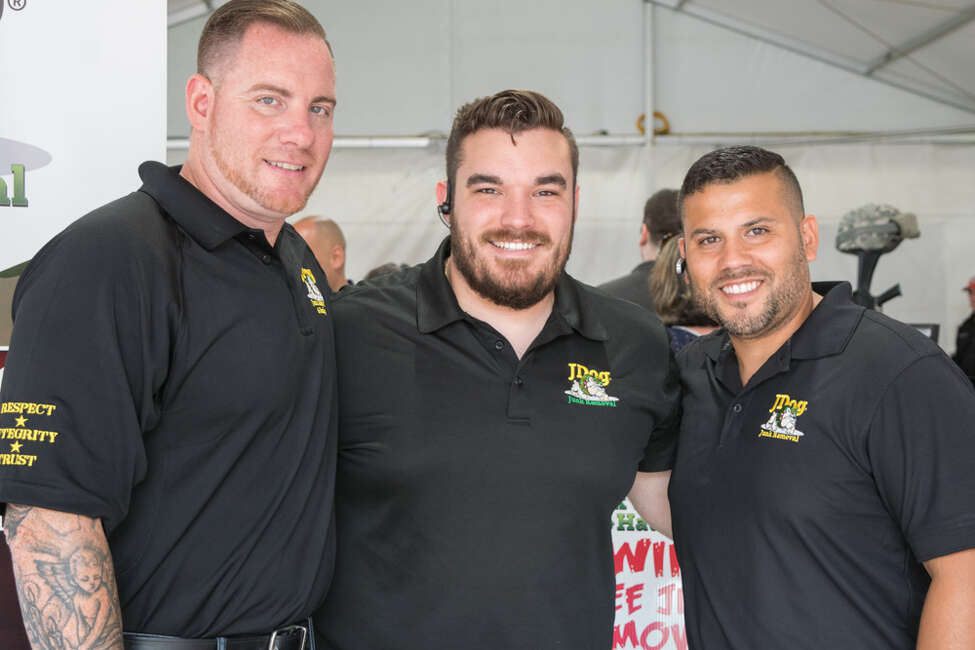 Were you Seen during Military Appreciation Day at Saratoga Race Course on Wednesday, July 25?