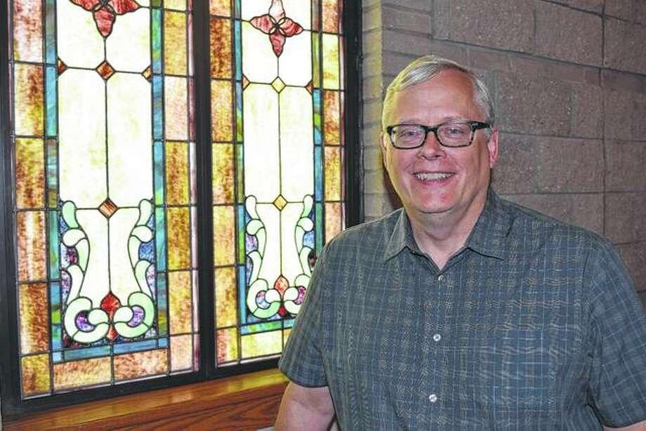 Mel Nielsen is the new pastor of Centenary United Methodist Church.