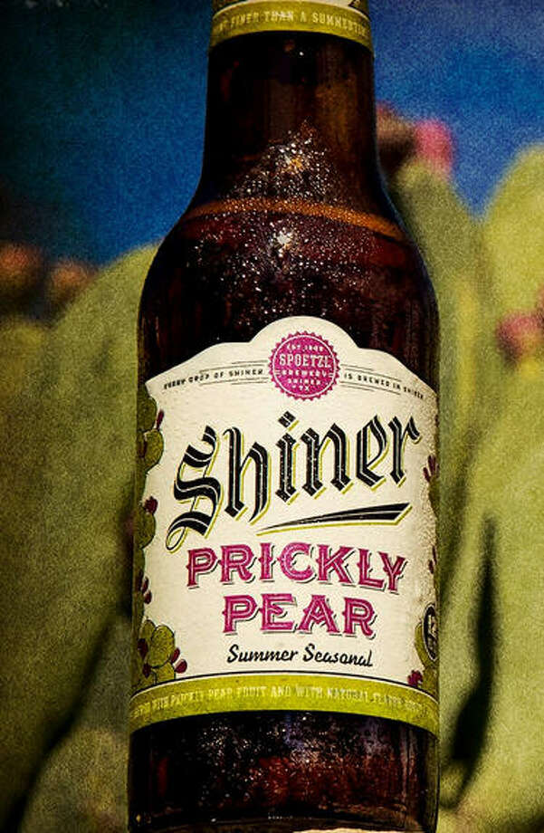 Shiner Prickly Pear