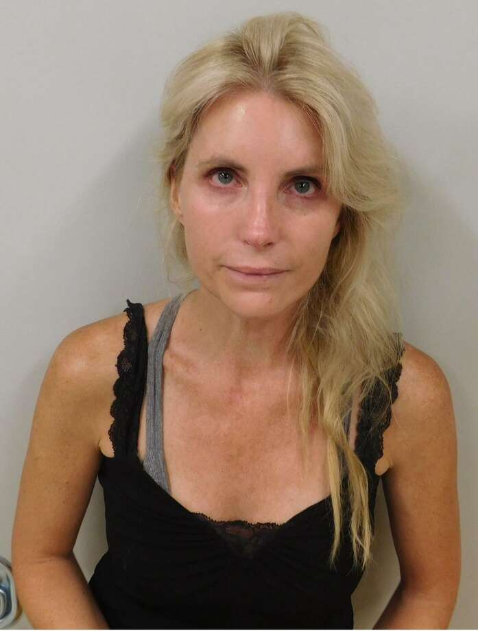Fairfield resident Nell Gibbon was arrested following a motor vehicle stop in Westport on July 15. Photo: Contributed / Contributed Photo / Westport News contributed