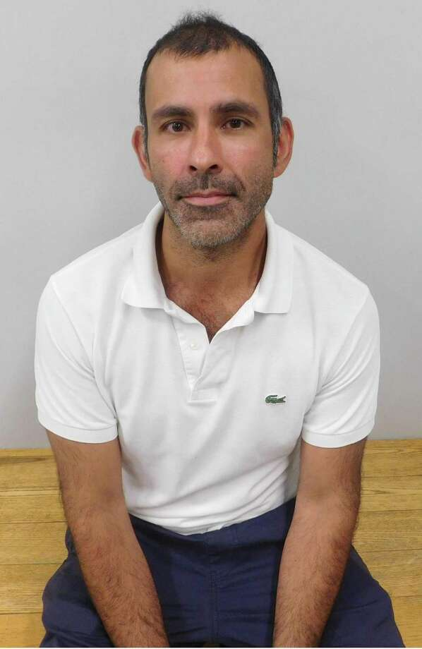 Westport resident Neil Bhatia was arrested in Westport on July 18 on charges of criminal violation of a protective order (2 counts), and second degree harassment. Photo: Contributed / Contributed Photo / Westport News contributed