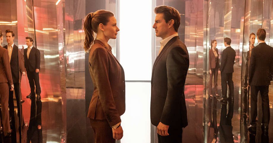 Rebecca Ferguson is back with \'Mission: Impossible - Fallout,\' and ...