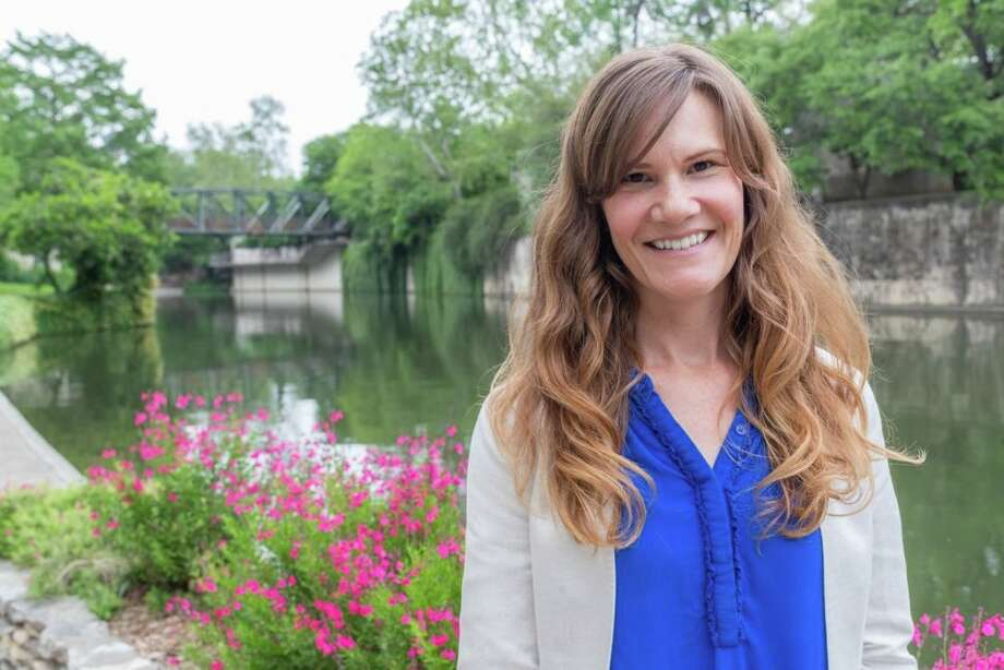 Carrie Brown, Public Art Curator at the San Antonio River Authority. Michael Cirlos / Centro San Antonio. Photo: San Pedro Creek Culture Park