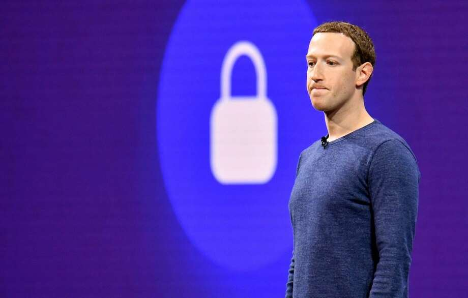 Facebook CEO Mark Zuckerberg Photo: AFP /Getty Images