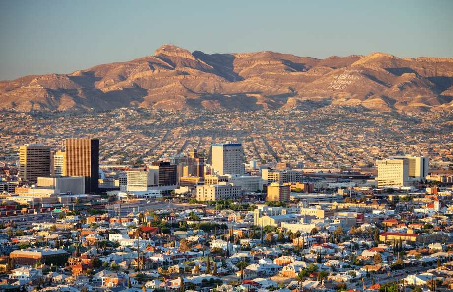 25. El Paso, Texas