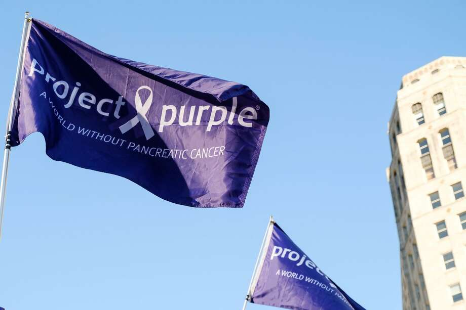 Project Purple Photo: Hearst Connecticut Media File / © Whitney Hsieh Photography 2017