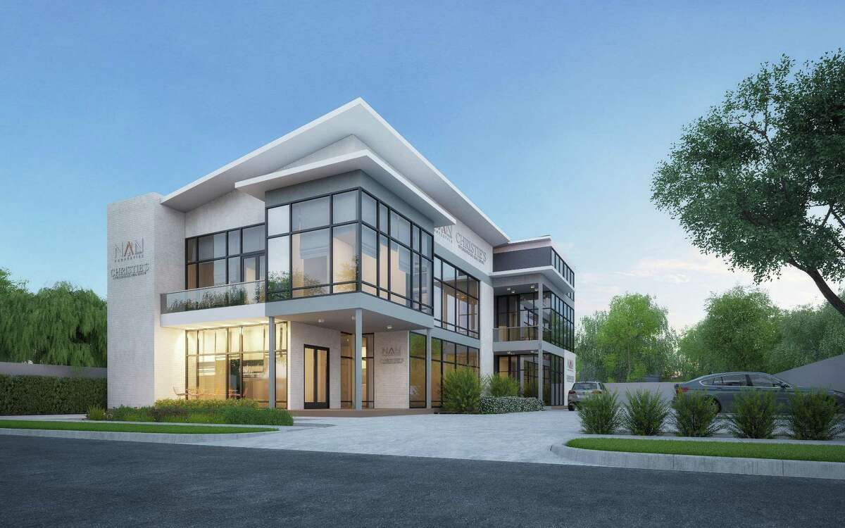 Nan & Company Properties will open a three-story office with about7,000 square feet at 725 Yale in the Heights.
