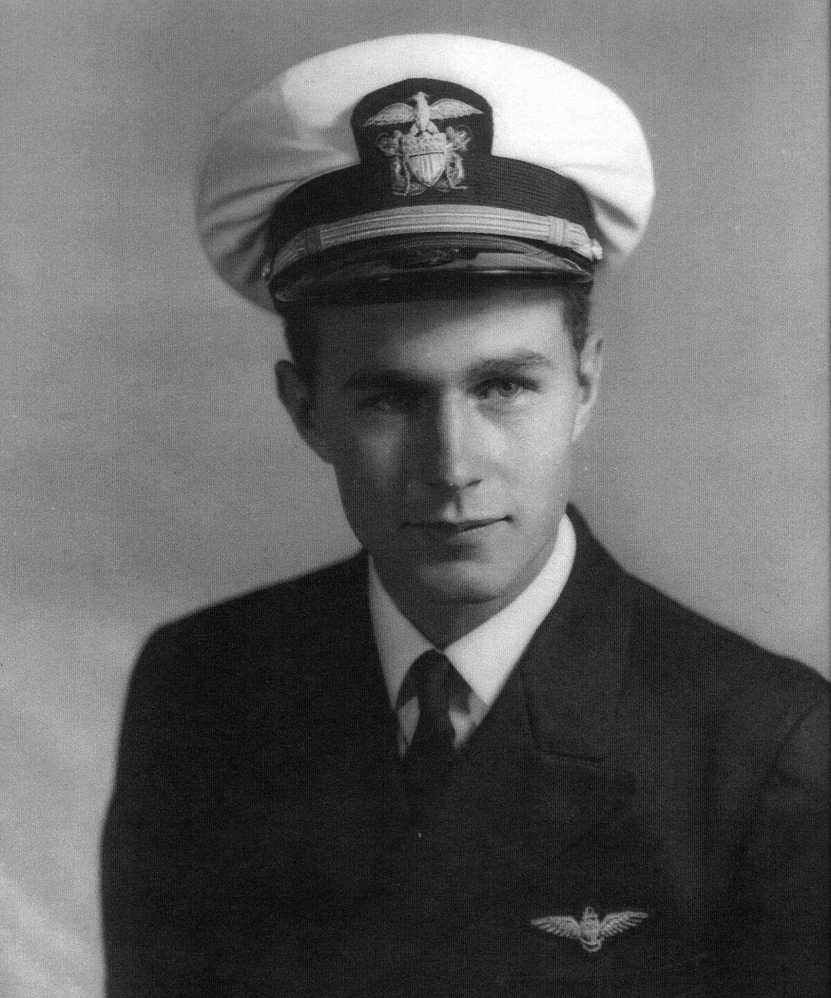 HS884 George Herbert Walker Bush, US Navy, August 1942 - September 1945 Photo Credit: George Bush Presidential Library and Museum