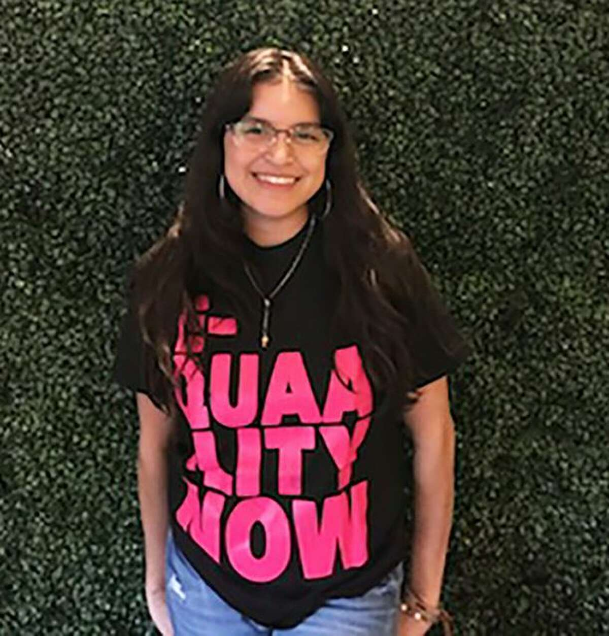 Natalie Romero, a Bellaire High School graduate, was injured during a deadly rally in Charlottesville, Va., in August 2017.