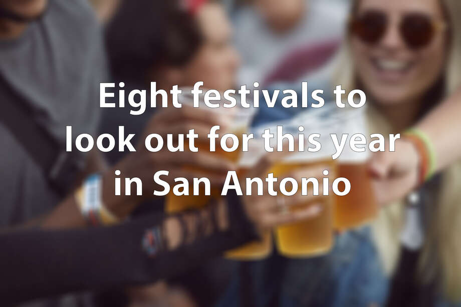 The year's more than halfway over, but there are still plenty of food and drink festivals to fill the rest of 2018. Click through the slideshow to see eight worth noting. Photo: FILE PHOTO