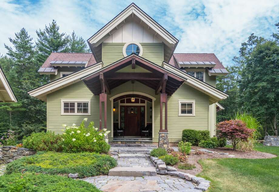 House of the Week: 149 Louden Rd., Wilton  | Realtor:  Andrea Demoracski of Select Sotheby's International Realty | Discuss: Talk about this house Photo: Natasha Van Voorhis