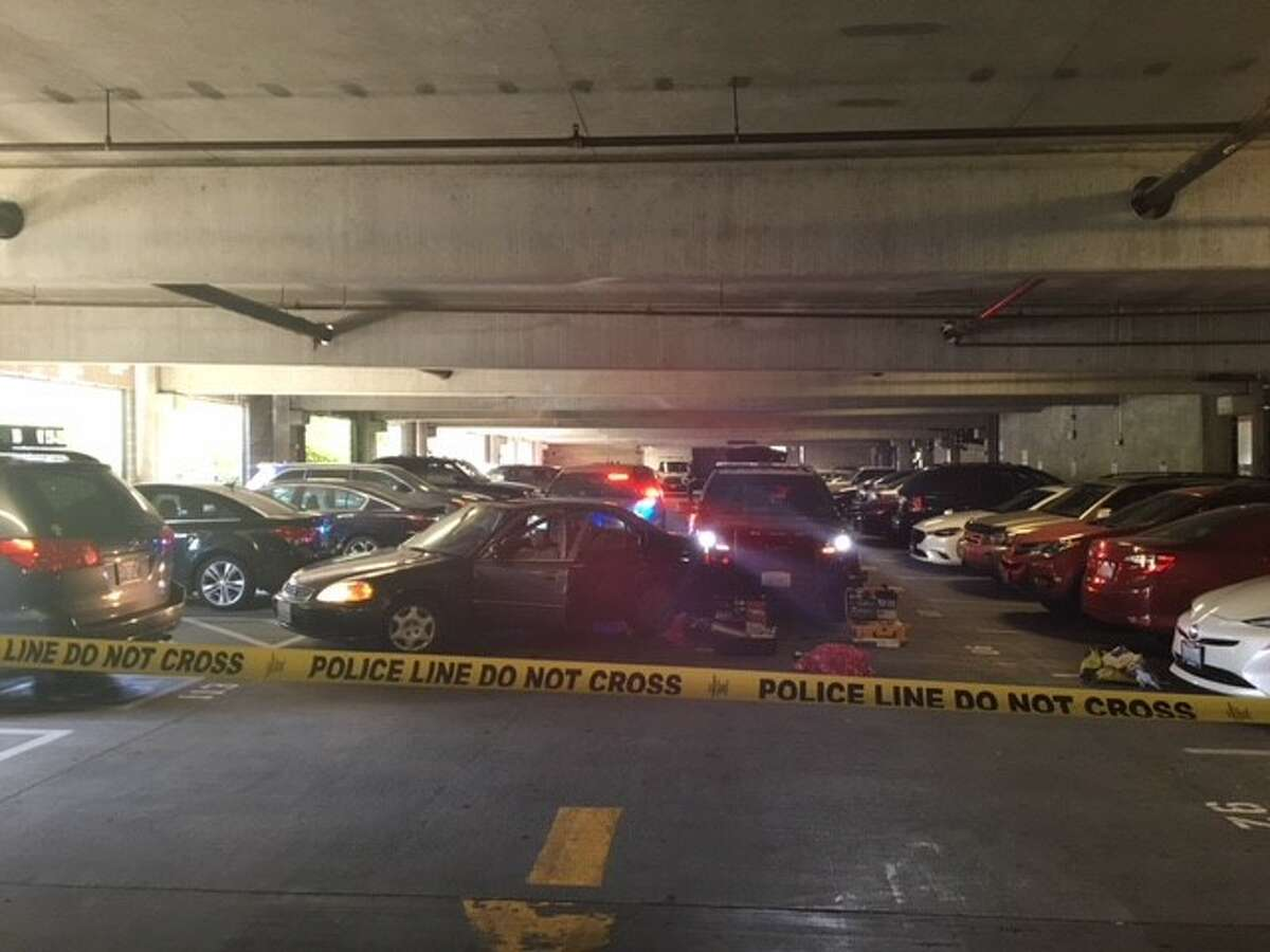 A King County Sheriff's transit deputy killed an 18-year-old man during a scuffle at a Kent parking garage Thursday morning.