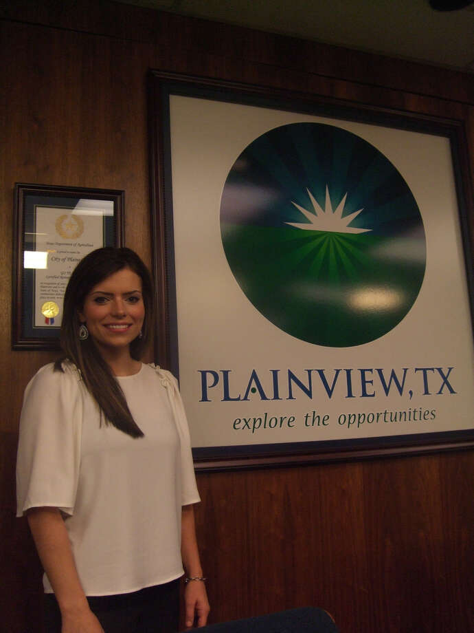 The Plainview City Council approved the appointment of Rachael Foster as Director of Human Resources during the council's meeting Tuesday. Photo: Deborah Zacher