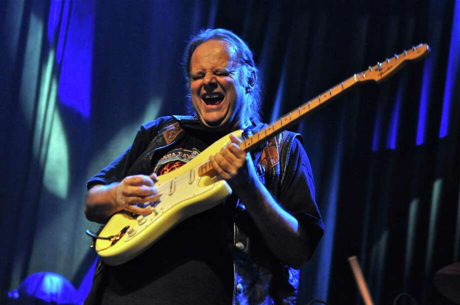 Bluesman Walter Trout will be playing at The Kate and FTC's StageOne. Photo: Contributed