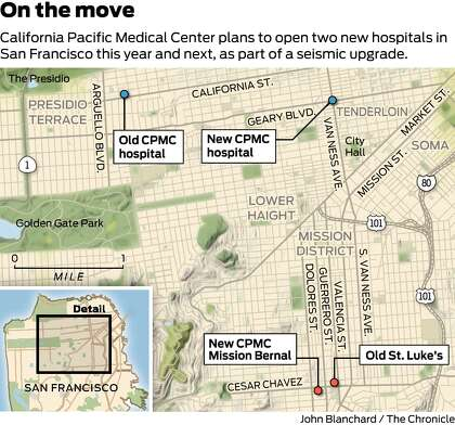 SF's newest hospital to expand maternity care, end long-term