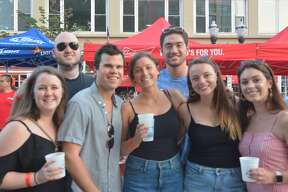 Lifehouse and The Sean Austin Band headlines Alive@Five in downtown Stamford on July 26, 2018. Were you SEEN?