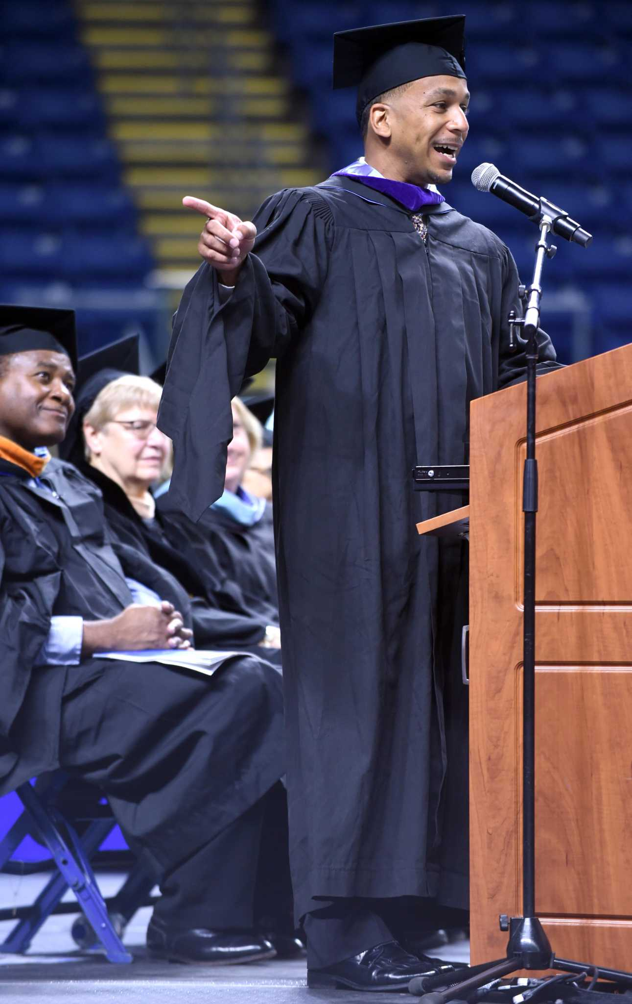 65bf497762 Gateway Community College commencement sees parents graduating with children