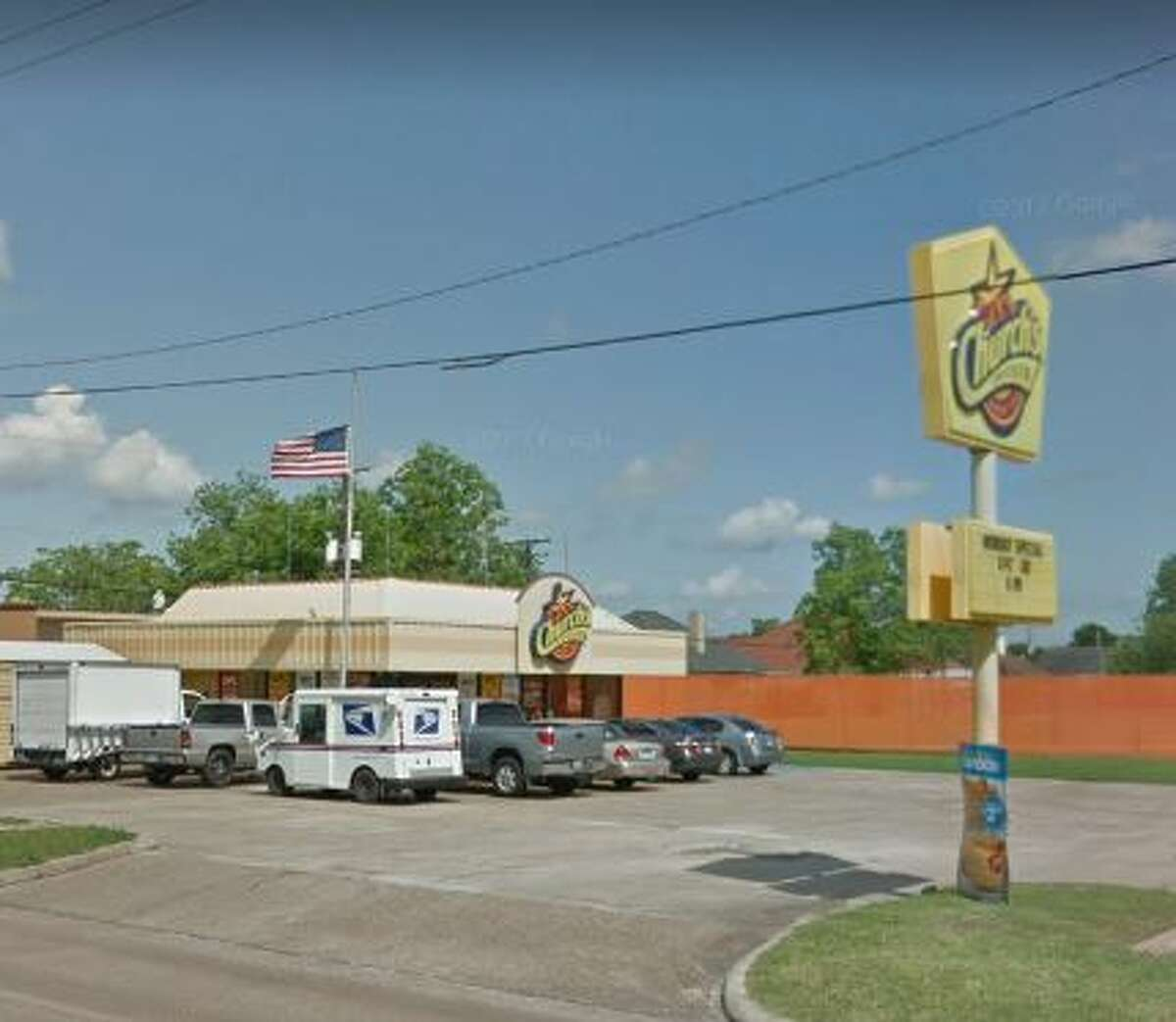 Church's Chicken 903 Nederland Avenue Score: 91 Violations: Flies in container with thawing food, flies in restaurants, employees not wearing hair nets, dirty floor, dirty ice machine.