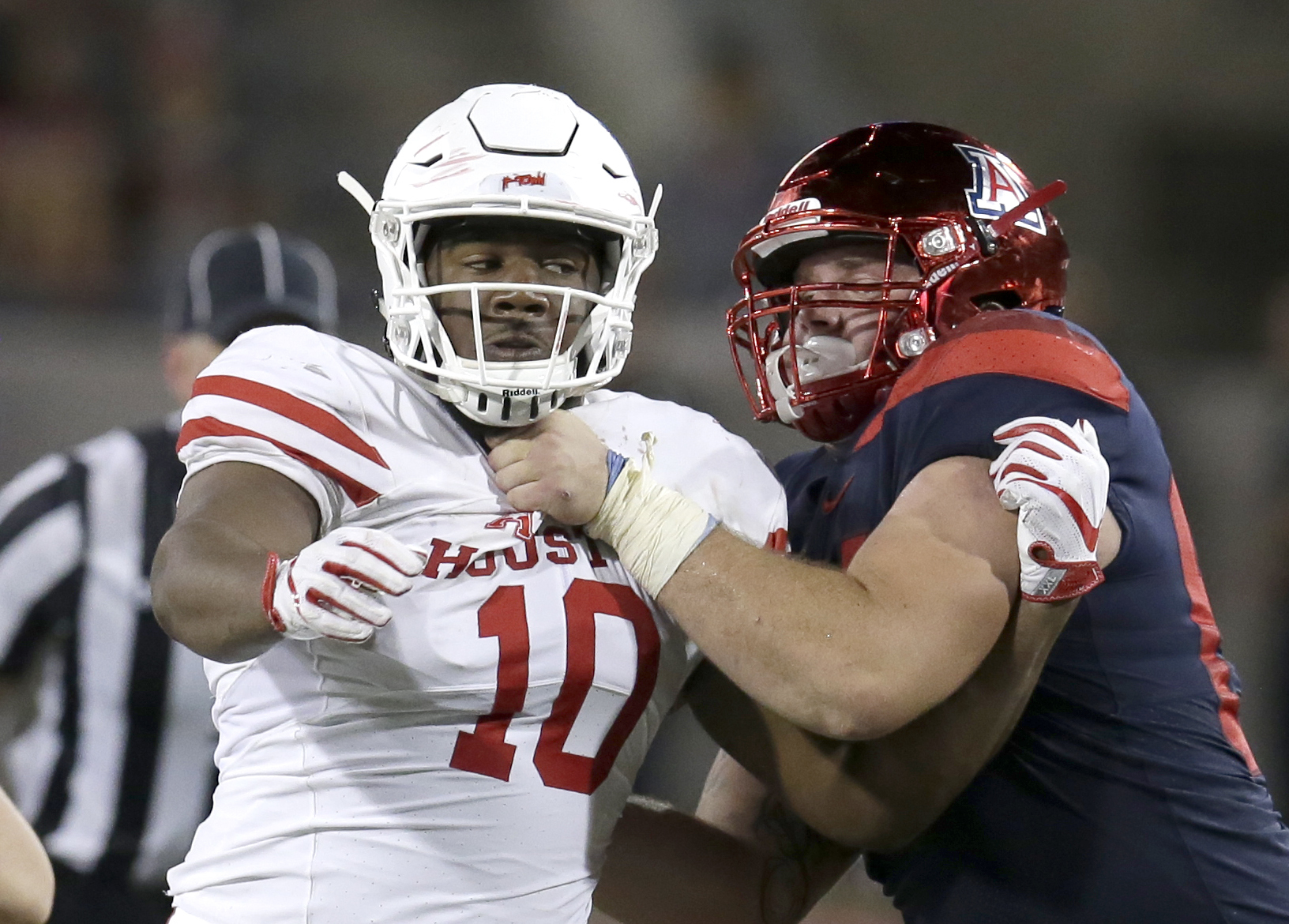 Uh Two Deep Breaking Down Cougars Defensive Depth Chart Houstonchronicle
