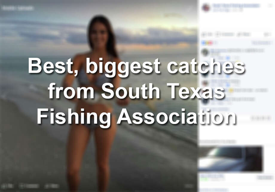 The South Texas Fishing Association has been collecting thousands of photos of Texans showing off their best catches. Photo: Screengrab, Instagram