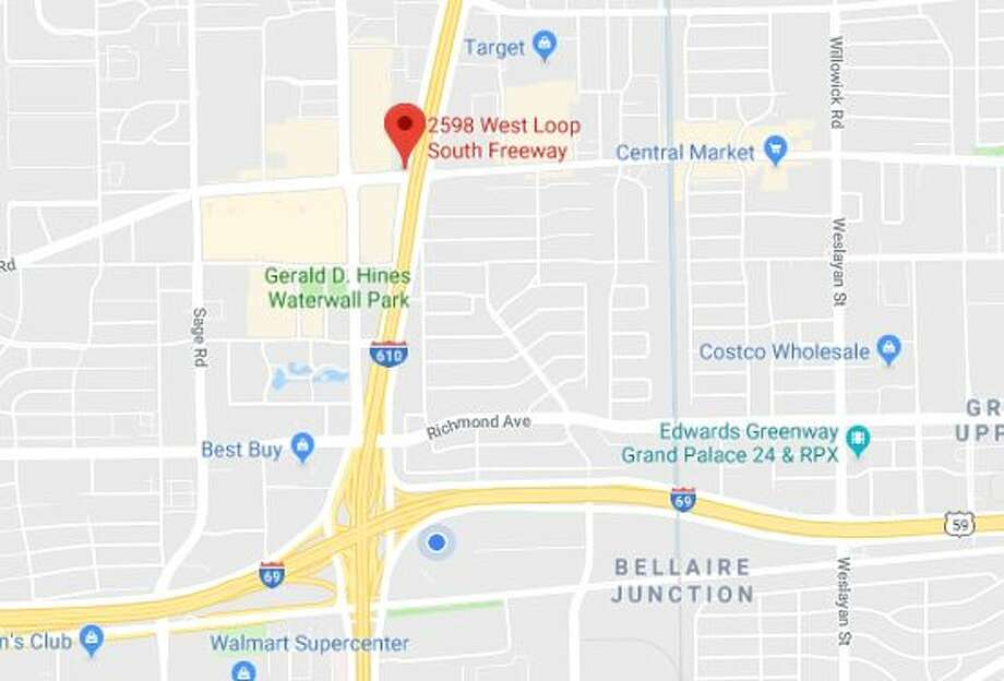 Major Crash Reported On West Loop Near Galleria Houston Chronicle