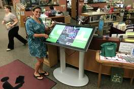 """Cromwell Belden Public Library Director Kara S. Canney said renovations are """"definitely long overdue."""""""