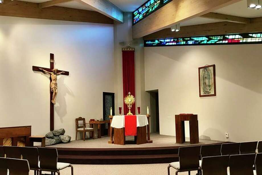 The New Chapel in St. James Church, Bay City. (photo provided)