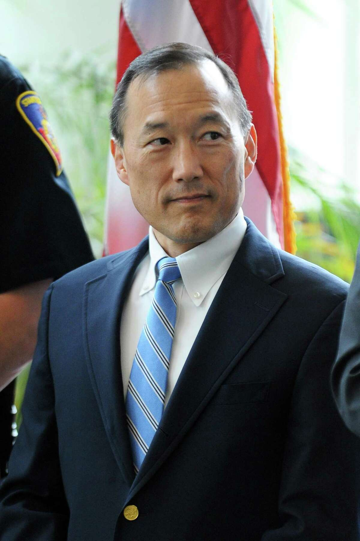 Stamford Superintendent of Schools Earl Kim.