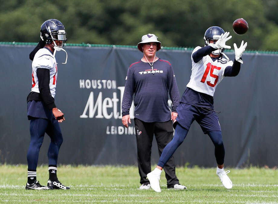 PHOTOS: A look at Texans training camp on Wednesday