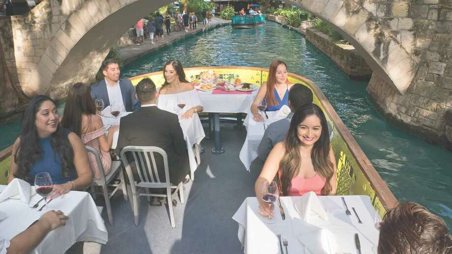Go Rio Cruises will reopen its boat tours starting today, the company announced during a news conference Monday with the San Antonio River Walk Association. Photo: GO RIO