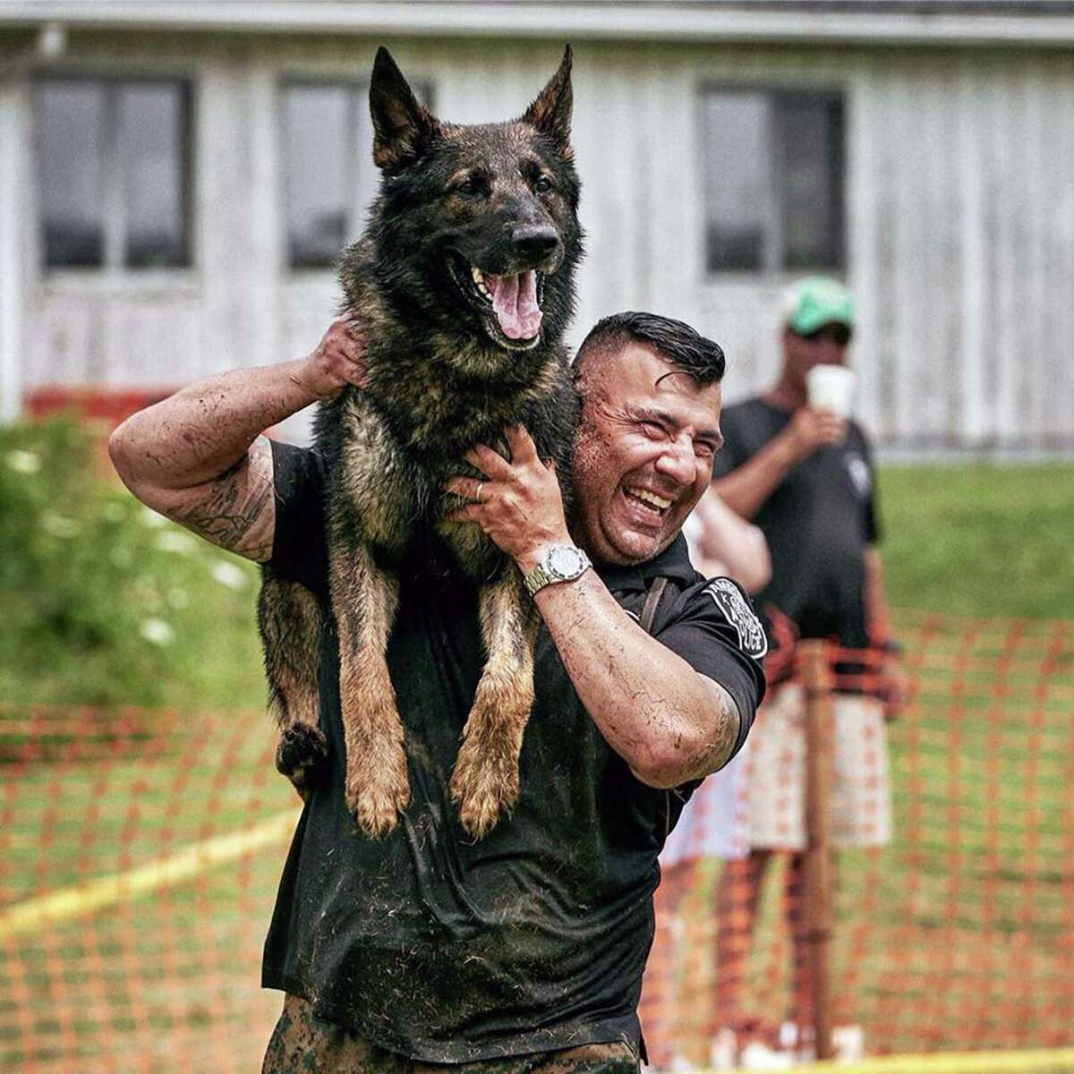 The 27th annual Connecticut K-9 Olympics will take place in Enfield, Conn., on Saturday, July 28, 2018.