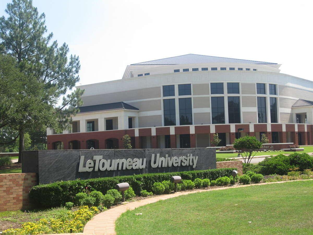 8. LeTourneau University Longview, Texas