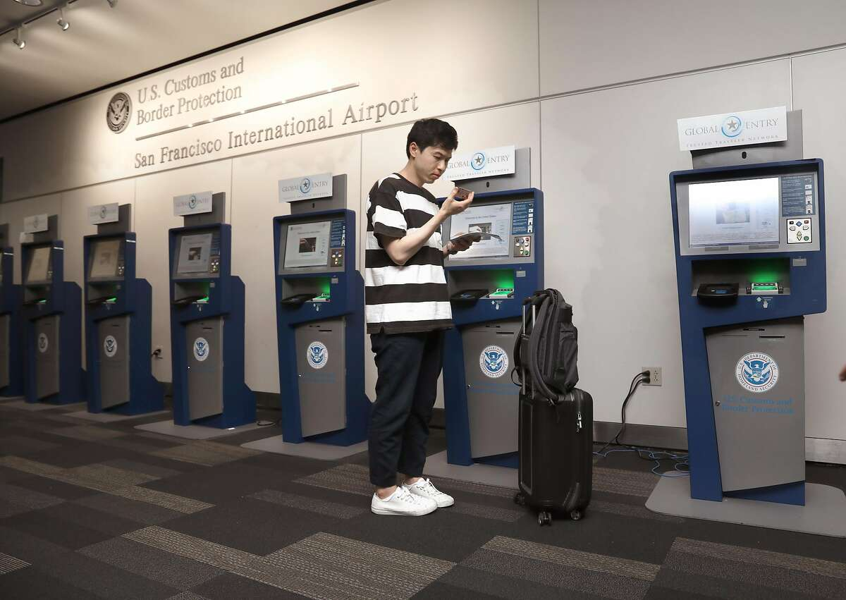 DHS has blocked residents of New York state from Global Entry