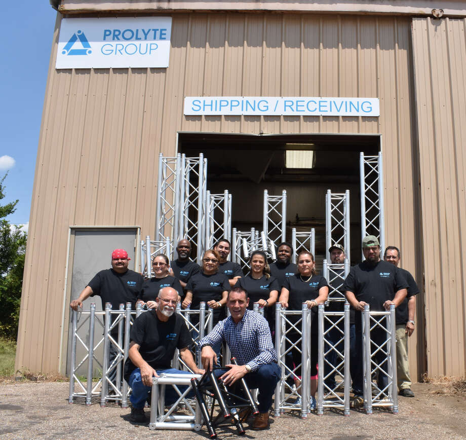 Prolyte Group has a new office at 2425 Roy Road, Pearland. Photo: Prolyte Group