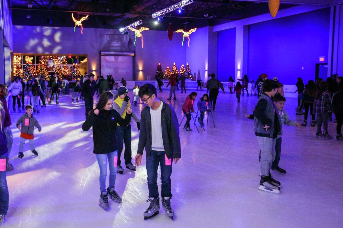 The Woodland Township's holiday tradition ice skating is back in 2020. Officials announced that the Ice Rink at The Pavilion will be open this year on Nov. 19 and operate until Jan. 18. The ice skating experience will be slightly different this year, as anyone wanting to skate will need to make a reservation for several time slots each day. The goal, officials have said, is to ensure social distancing is possible during the check-in and ice skate rental process