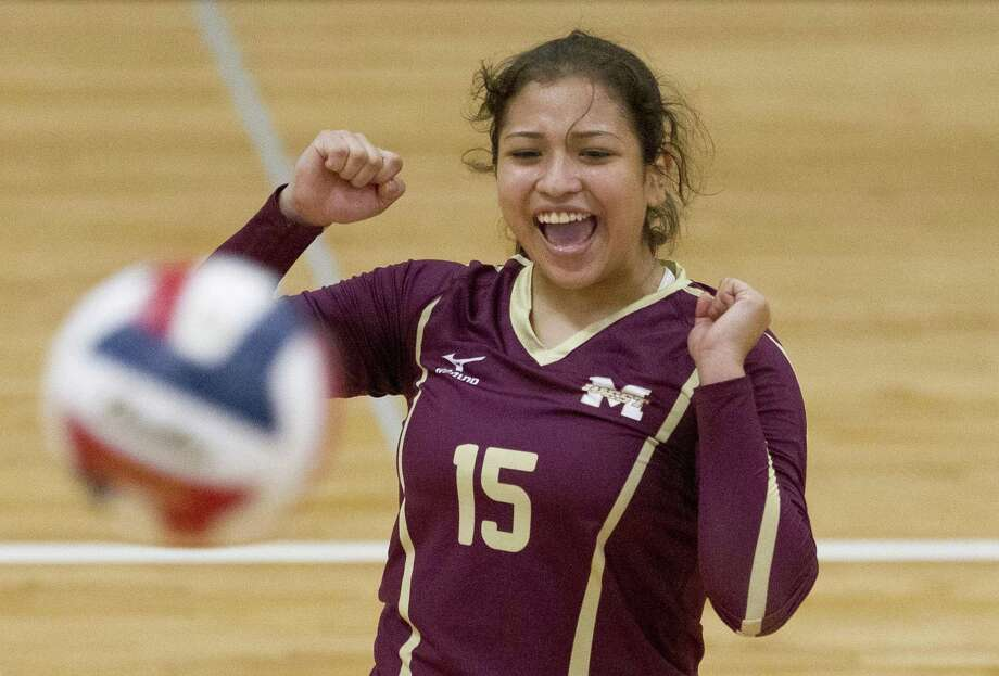 Senior Amairani Trejo is expected to play a key role for Magnolia West this season after getting plenty of experience last year. Photo: Jason Fochtman, Staff Photographer / Houston Chronicle / Internal