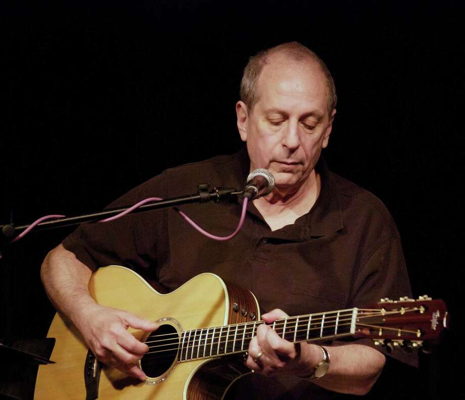 """Steve Katz performs in """"An Afternoon of Story and Song"""" on Aug. 11 at the Fife 'n Drum Restaurant in Kent. Photo: Steve Katz / Contributed Photo"""