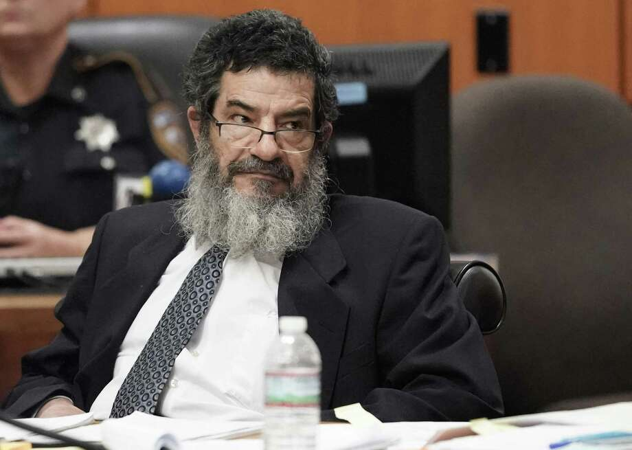 "Jordanian immigrant Ali Mahwood-Awad Irsan sits in court June 25, 2018, in Houston. Irsan was convicted Thursday, July 26, 2018, for two slayings described by prosecutors as ""honor killings.""  Continue clicking to see past cases of so-called honor killings in the U.S. Photo: Melissa Phillip, MBO / Associated Press / © 2018 Houston Chronicle"