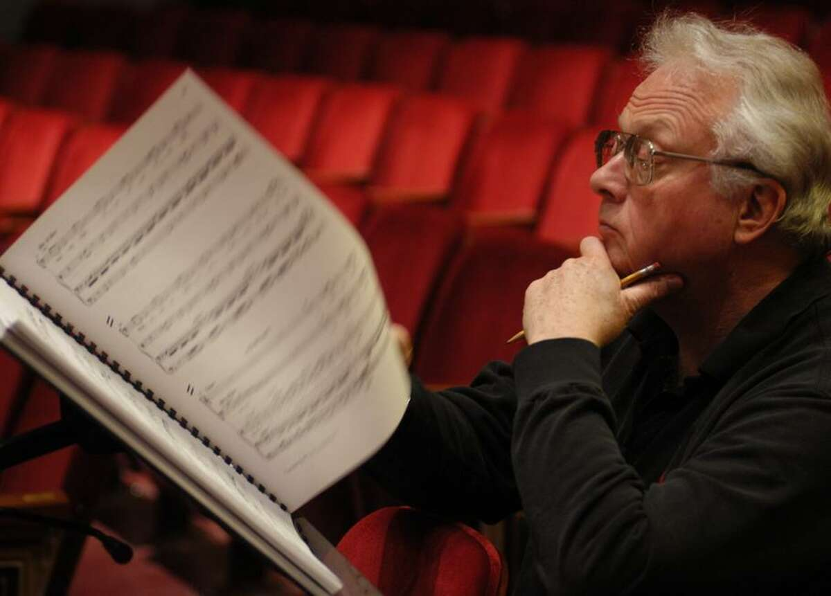 Composer William Bolcom will be at the Cabrillo Festival for a performance of his 1983 Violin Concerto on Friday, Aug. 3.