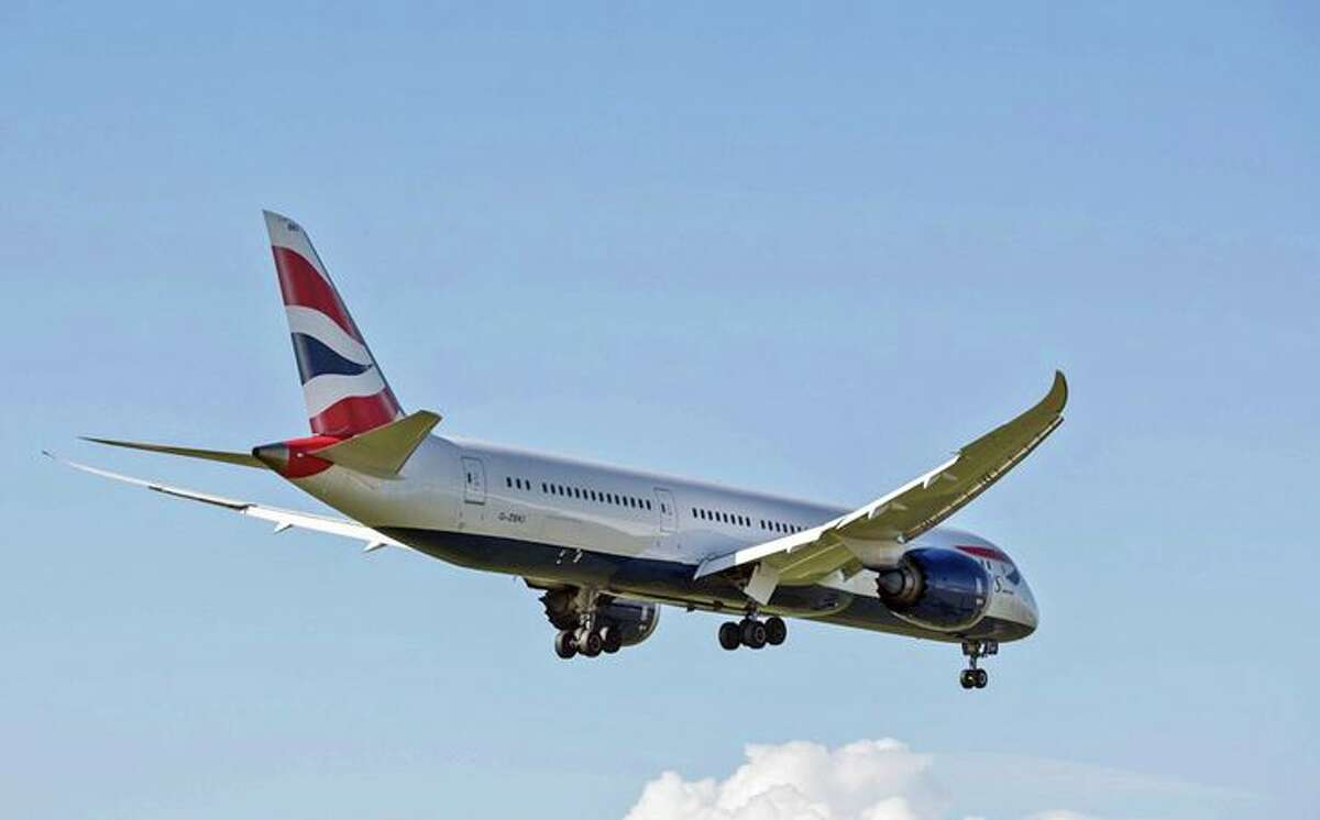 British Airways 787s at SFO have been cargo only, but recently began flying a few passengers.