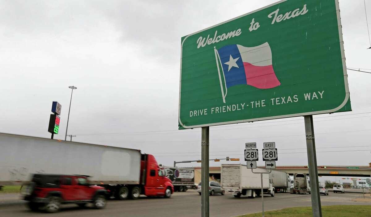 TexasAverage composite score: 20.6Percent of graduates tested: 41%