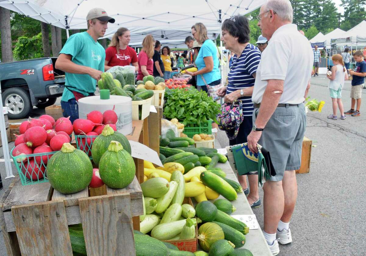The DelmarFarmers Market is planning on opening up for the season on May 16 at the town's Elm Avenue Park instead of the middle school due to school closures. Hours will be 9 a.m. to 1 p.m.