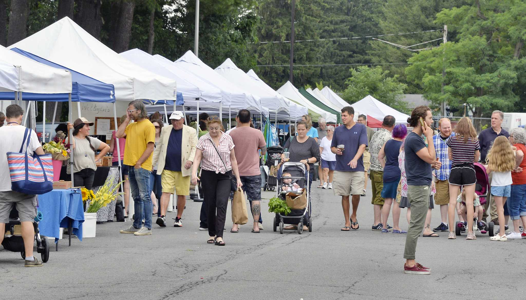Niskayuna farmers' market plans to open next year off town property - Times Union
